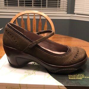 Jambu Shoes - New Jambu Brooklyn Moss green